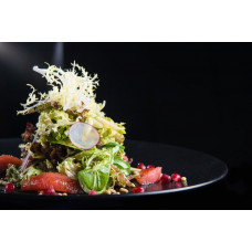 Салат з хрусткою качкою в стилі Mr. Zuma