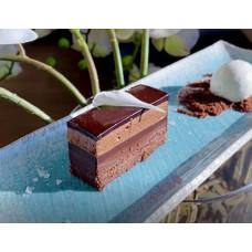 Шоколадний шедевр з чілі та сілью Мальдон